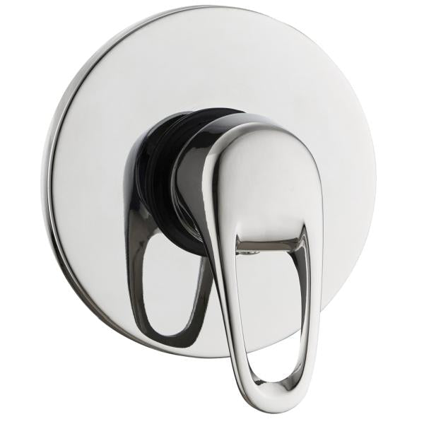 Manual Concealed Shower Valve Open Handle - TBAC0074