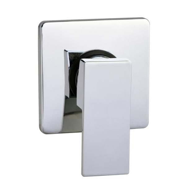 Manual Concealed Shower Valve Paddle Handle - TBAC0076