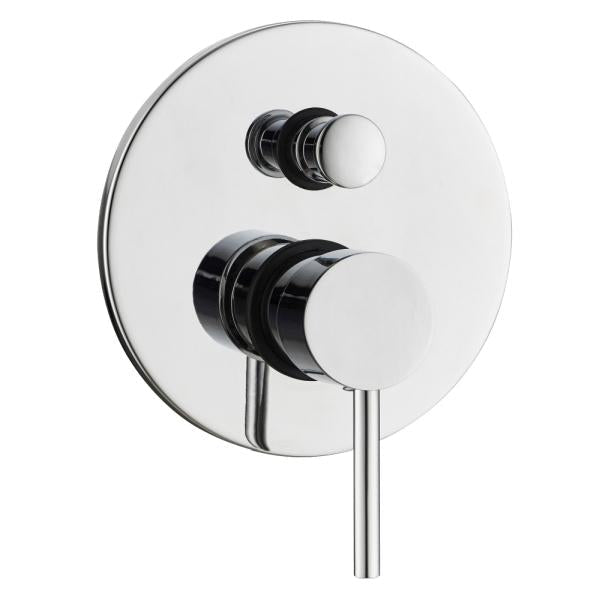 Manual Concealed Shower Valve Rod Handle c/w Diverter - TBAC0078