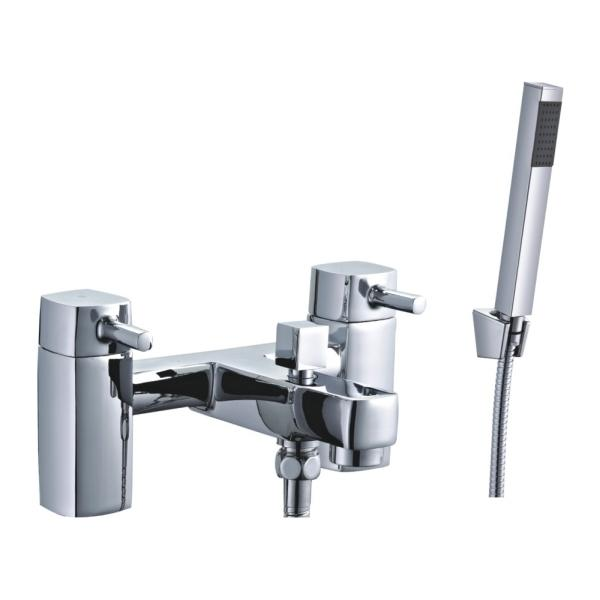 Square Bath Shower Mixer - TBAC5019