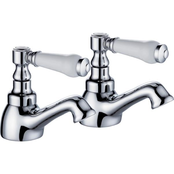 Traditional Ceramic Level Bath Taps - TBAC5026