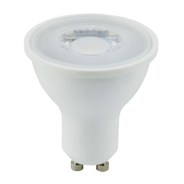 5.5W  GU10 COB Style LED Lamp Warm White
