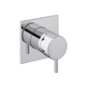 Wall Mounted Concealed Manual Mixer Valve - TBAC200F