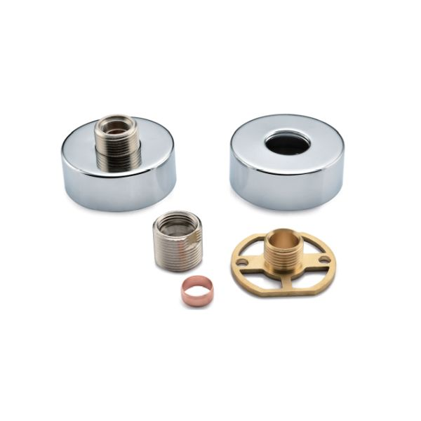 Exposed Round Shower Valve Fixing Kits - TBAC20VE