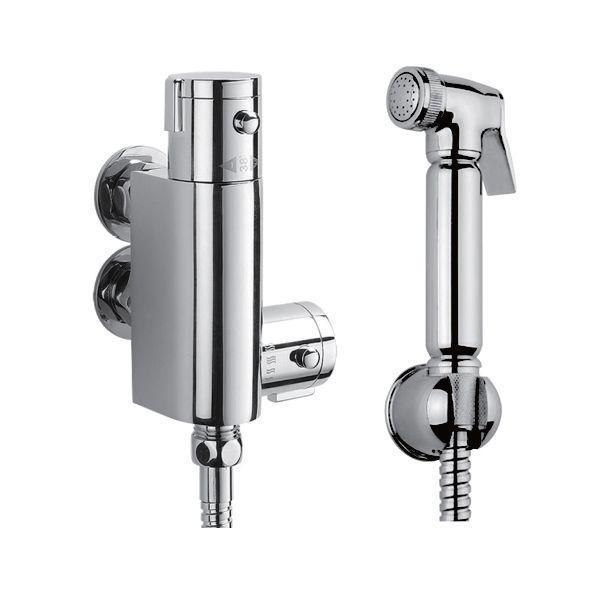 Shattaf Douche with Mini Thermostatic Valve - TBAC301BV