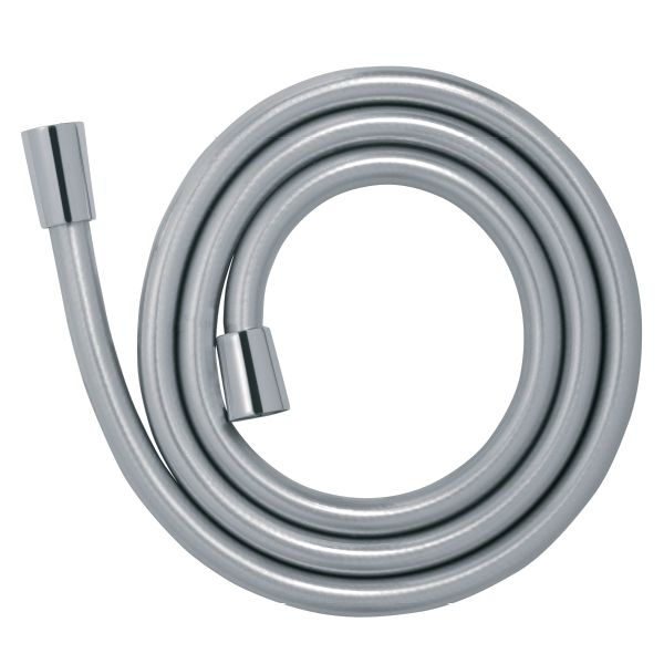 1.5m Grey PVC Shower Hose - 029.53.001