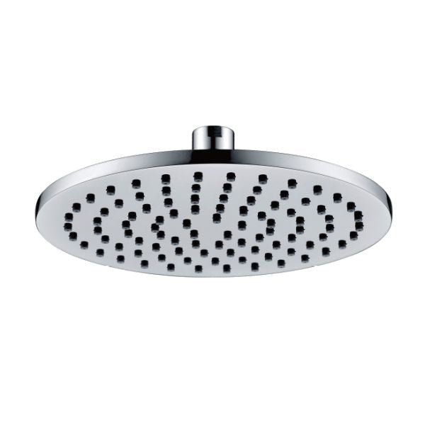 200mm Round ABS Shower Head - TBAC1002R
