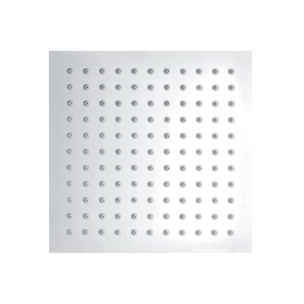 250mm Ultra Slim Square Shower Head - TBAC5252SQ
