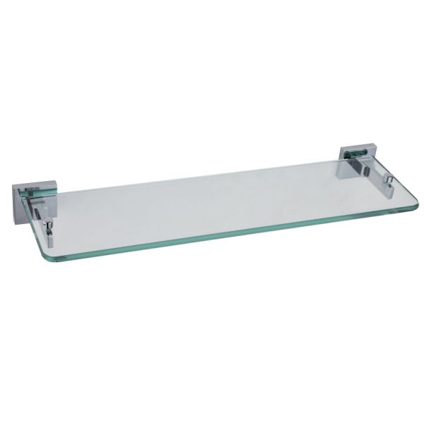 Ruby Single Glass Shelf - TBAC45J