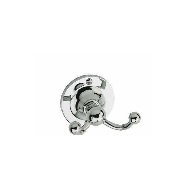 Lincoln Double Robe Hook - PSP991