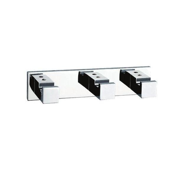 Palermo Triple Robe Hook - PSP2553