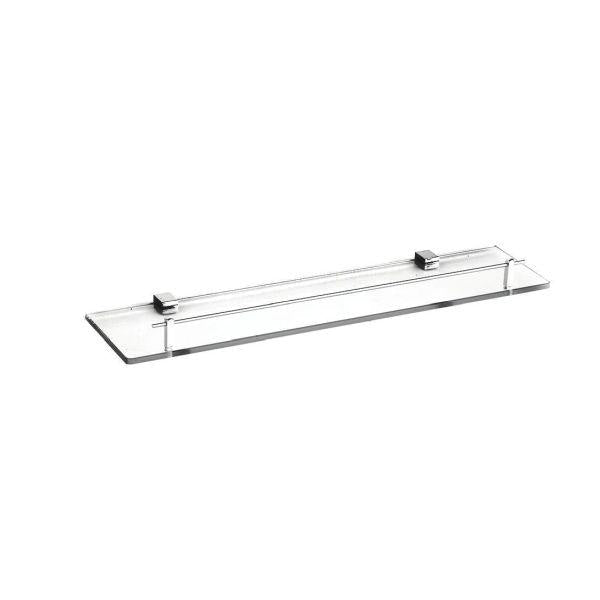 Roma Single Glass Shelf - PSP156