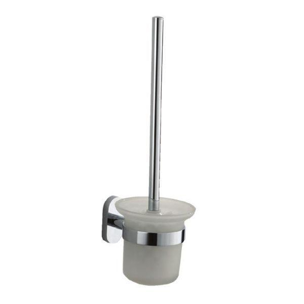 Bologna Freestanding Toilet Brush & Holder - PSP209A