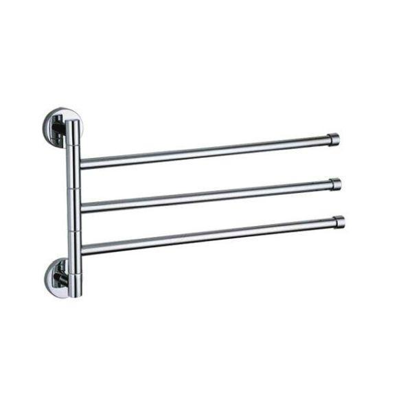 Rimini Triple Swing Towel Bar - PSP912