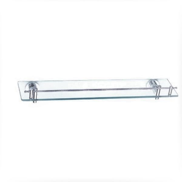 Rimini Single Glass Shelf - PSP906