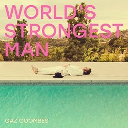 Gaz Coombes - World's Strongest Man - Pink Vinyl