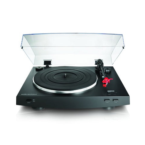 Advanced Fully Automatic Belt-Drive Stereo Turntable AT-LP3