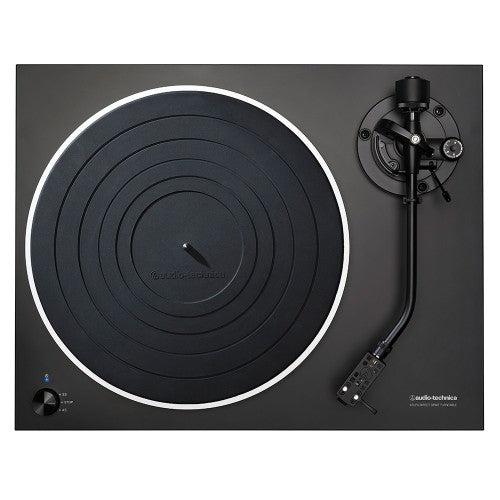 Direct-Drive Hi-Fi Turntable with J shape tonearm AT-LP5