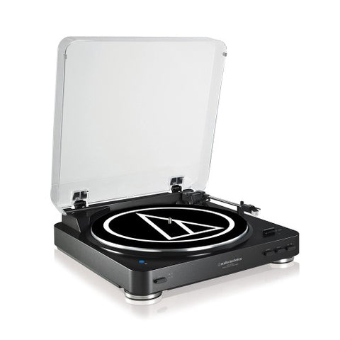 Fully Automatic Wireless Belt-Drive Stereo Turntable AT-LP60BT