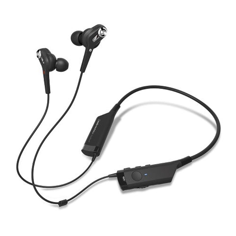 Active Noise Cancelling Wireless In-Ear Headphones ATH-ANC40BT