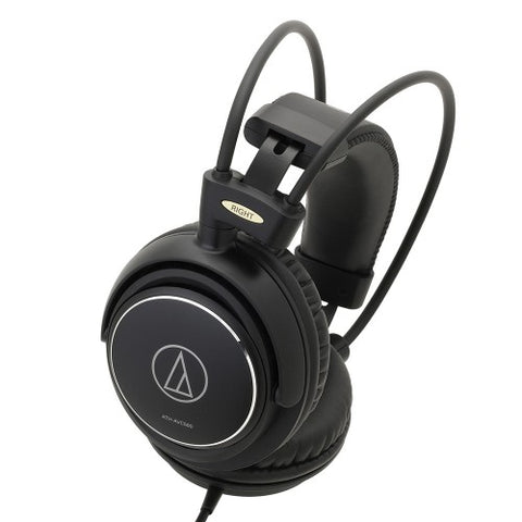 Home Studio Closed-Back Over-Ear Headphones ATH-AVC500