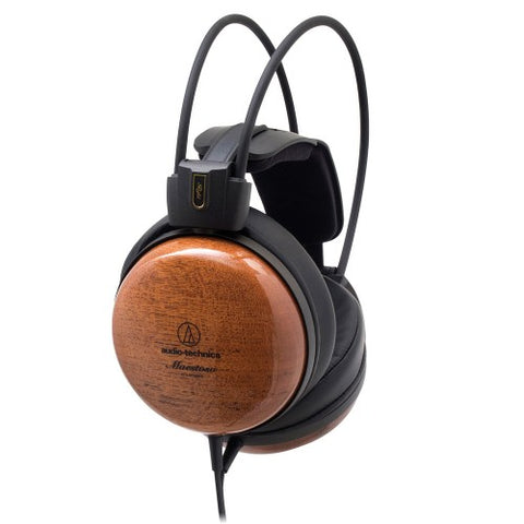 High-fidelity Wooden Closed-back Headphones ATH-W1000Z