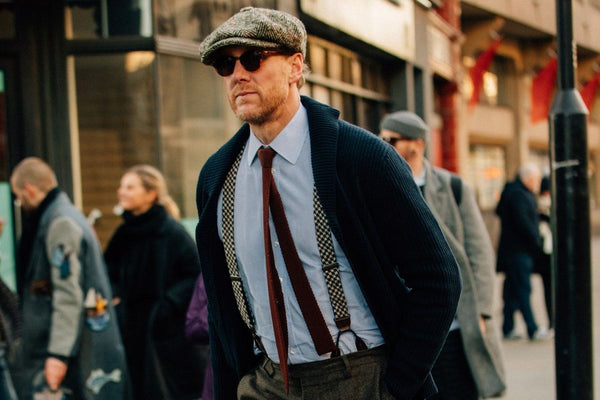 The Evolution of Modern Menswear