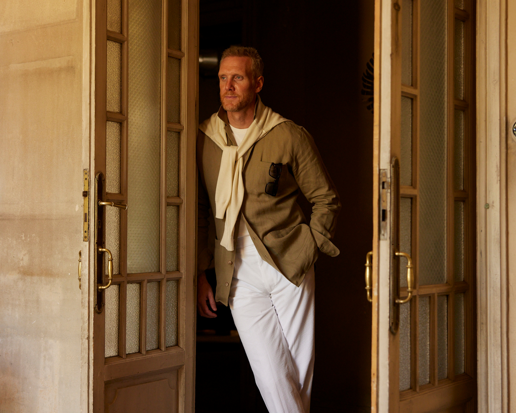 Ottaway Style X Benson & Clegg SS21 Collection