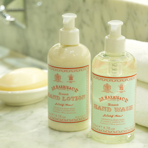 Hand-wash and Hand Cream by D. R. Harris