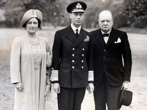 Benson & Clegg were responsible for a large proportion of the King's military uniform, including his famous naval jacket