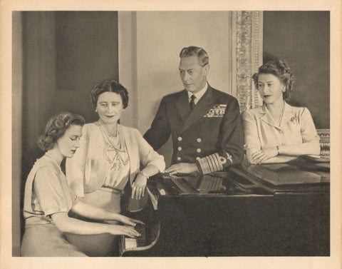 Benson & Clegg were responsible for much of His Majesty King George VI's wardrobe