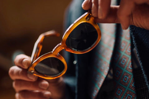 The Bespoke Dudes Eyewear for Benson & Clegg