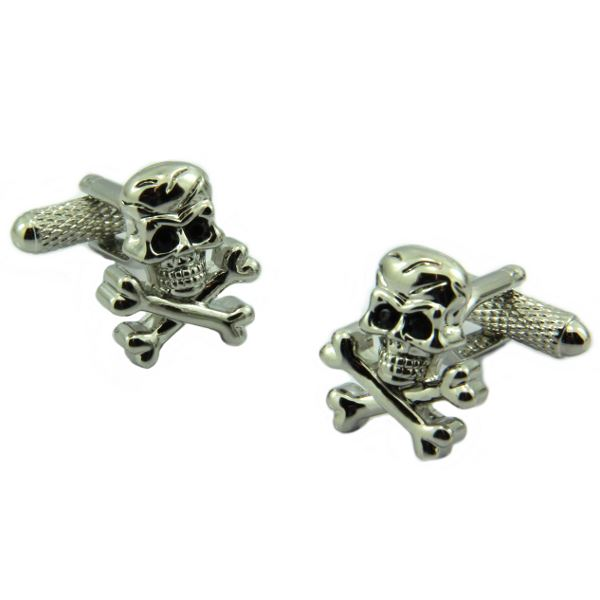 Skull & Crossbones Cufflinks Cufflinks Not specified