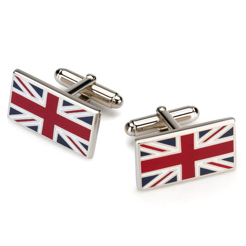 Union Jack Cufflinks Cufflinks Not specified