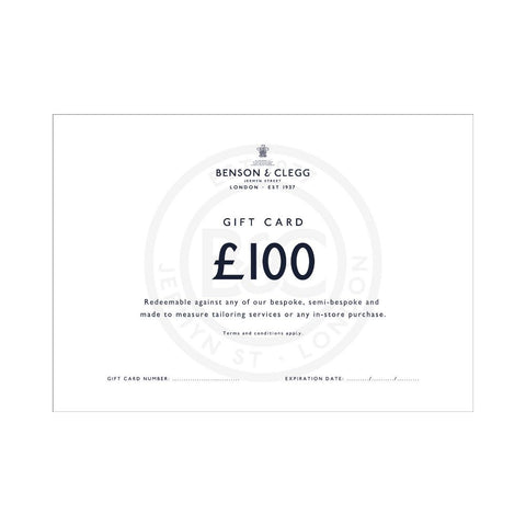 Gift Card £75 Accessories Not specified