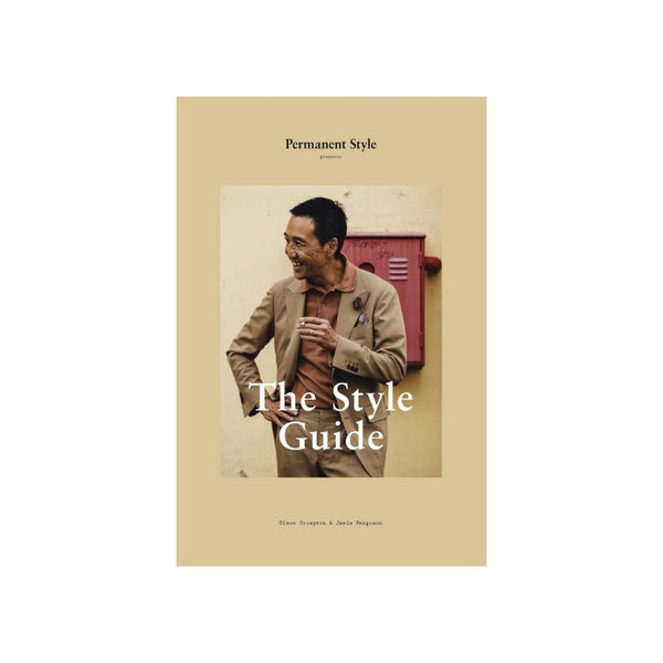 The Style Guide By Simon Crompton Accessories Permanent Style