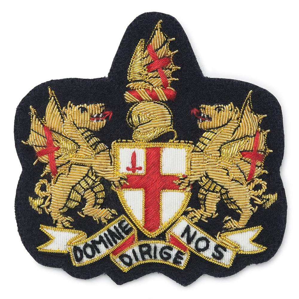 City Of London Blazer Badge