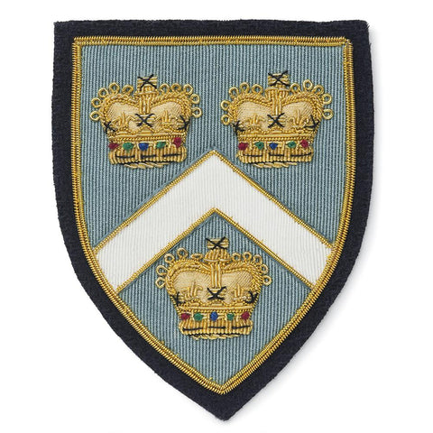 Three Crowns Blazer Badge Accessories Not specified