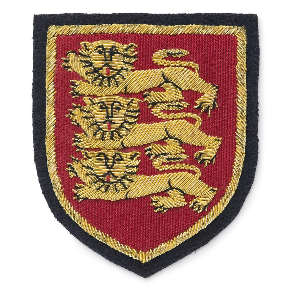 Three Lions Blazer Badge