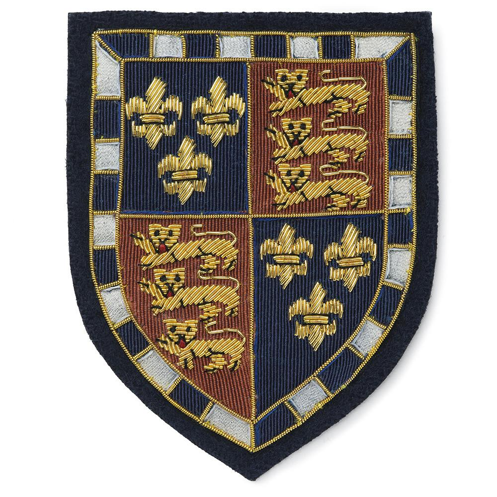 Christs College Cambridge Blazer Badge