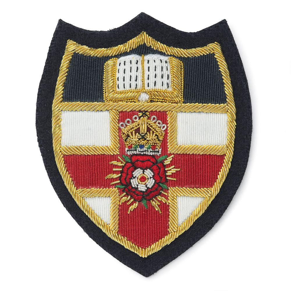 London University Blazer Badge