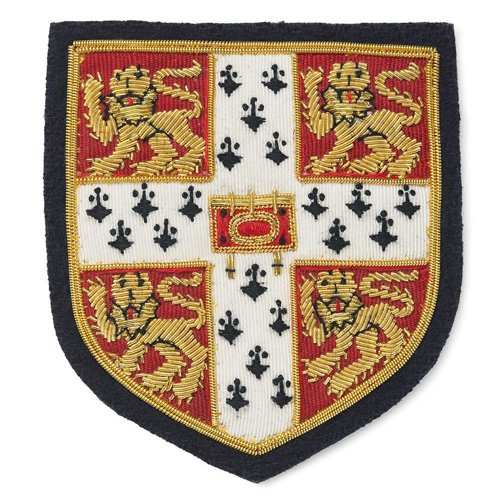 Cambridge University Blazer Badge – Benson & Clegg