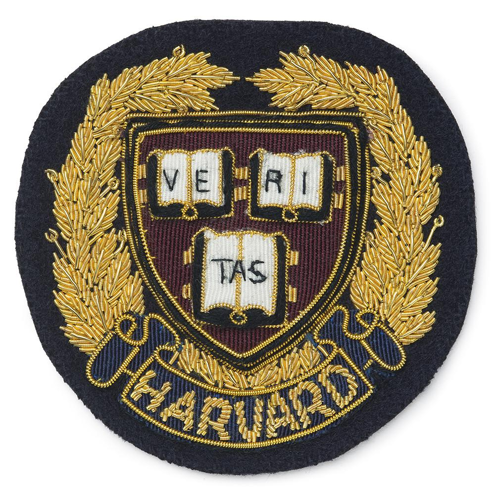 Harvard University Blazer Badge Accessories Not specified