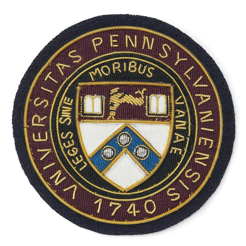 Pennsylvania University Blazer Badge