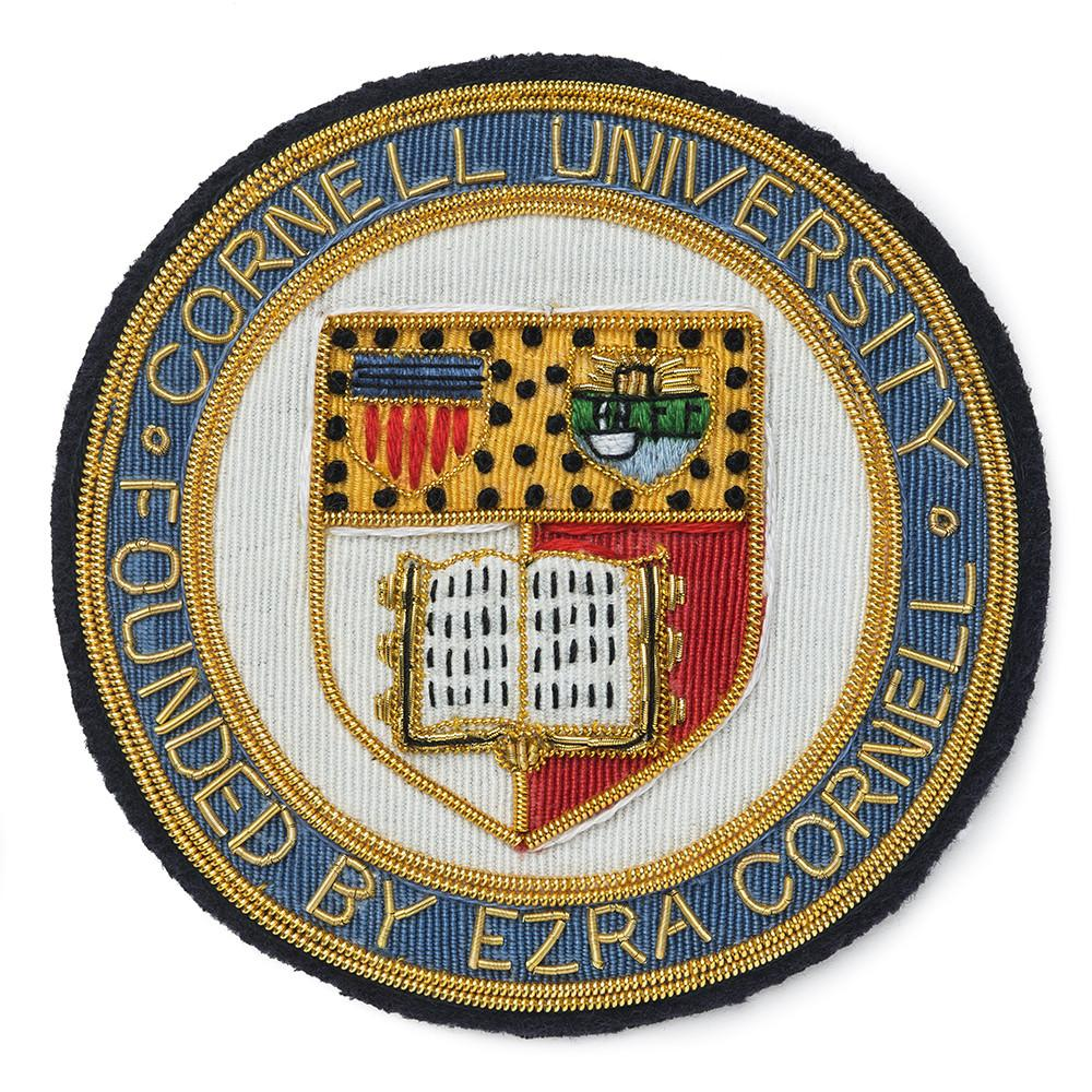 Cornell University Blazer Badge