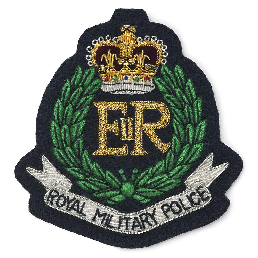 Royal Military Police Blazer Badge Accessories Not specified