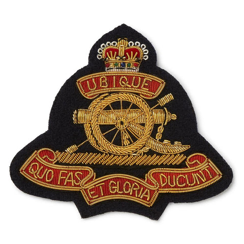 Royal Artillery Blazer Badge Accessories Not specified