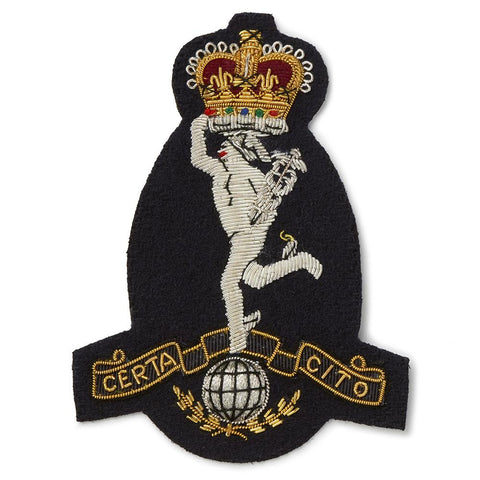 Royal Signals Blazer Badge Accessories Not specified