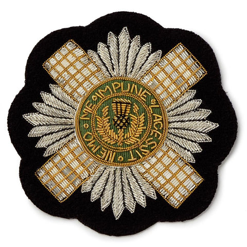 Scots Guards Blazer Badge Accessories Not specified