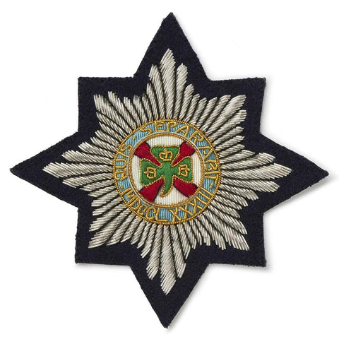 Irish Guards Blazer Badge Accessories Not specified
